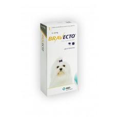 Бравекто Bravekto жевательная таблетка защита от клещей и блох для собак весом 2 - 4,5 кг