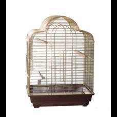 Клетка для птиц Calla (золото)