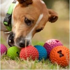Игрушка Гамз Болл для мелких пород собак Gumz Ball S (Рогз)