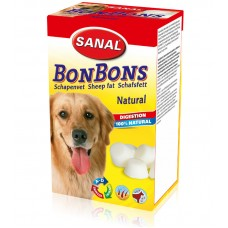 Sanal BonBons Natural 150г - конфеты (овечий жир ) для собак
