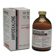Ампидексалон (Ampidexalone) 100мл-комбинированный антибиотик