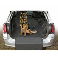 Flamingo Car Safe Deluxe ФЛАМИНГО СЕЙФ ДЕЛЮКС защитная накидка в багажник авто для собак, нейлон