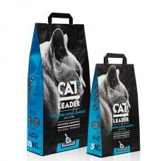 Кэт Лидер (CAT LEADER) ультра-комкующийся наполнитель в кошачий туалет
