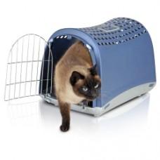 Imac ЛИНУС (LINUS) переноска для собак и кошек, пластик, 50х32х34,5 см.