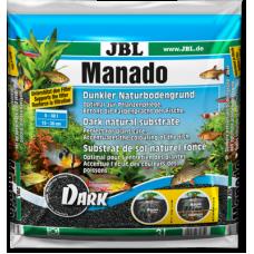 JBL Manado Dark 3L (темный грунт-субстракт для растений)