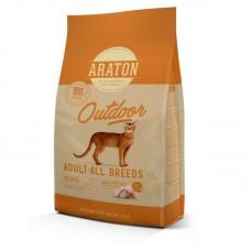 ARATON OUTDOOR Adult All Breeds 1.5kg  для  взрослых кошек