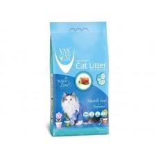 VanCat 5кг аромат Марсельское мыло наполнитель бентонитовый