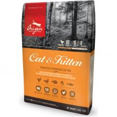 ORIJEN Cat&Kitten 1.8 кг