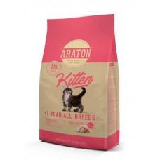ARATON kitten 1,5kg для котят