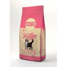 ARATON kitten 15kg для котят