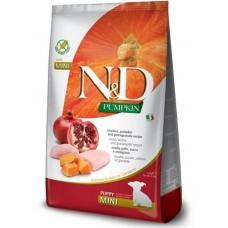 N&D Grain Free Chicken & Pomegranate Puppy Mini 2.5кг