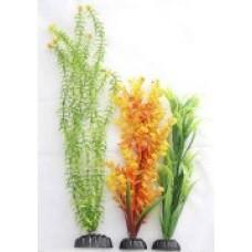 """Набор растений из 3-х растений PLK - 136 (12"""", 12"""", 16"""")"""