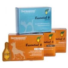 Dermoscent (Дермосент) Essential 6 spot-on - Средство по уходу за кожей и шерстью собак весом до 10 кг