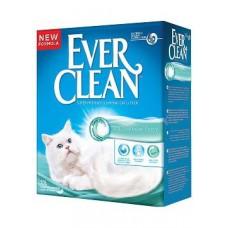 Наполнитель туалетов для кошек Ever Clean Aqua Breeze Scented c ароматом морской свежести 6 л (123458)
