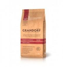 Grandorf Duck & Potato All Breeds с уткой для взрослых собак всех пород