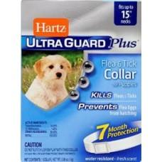 Hartz (Харц) Ultra Guard Plus Flea & Tick Collar for Puppies Ошейник для щенков от блох, яиц блох и клещей