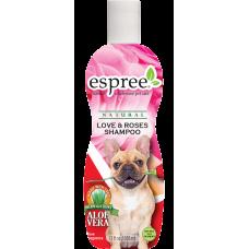 Love & Roses Shampoo Алоэ Вера Шампунь с ароматом роз