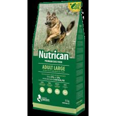 Nutrican ADULT LARGE корм для взрослых собак крупных пород 15 кг
