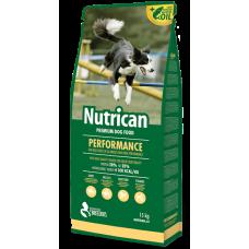 Nutrican PERFORMANCE корм для активных собак всех пород 15 кг