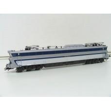TRIX 22577 E-LOK SERIE 18 SILBER/BLAU der SNCF SP460