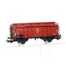 Piko 54430 H0 Klappdeckelwagen Kmm 21 der DR (DDR) mit KKK OVP