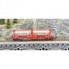 Trix 24330-03 Containertragwagen DB