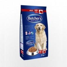 Корм Butcher's Dog, для собак, говядина+Корм Butcher's Dog, для собак,курица 2 мешка за 460 грн